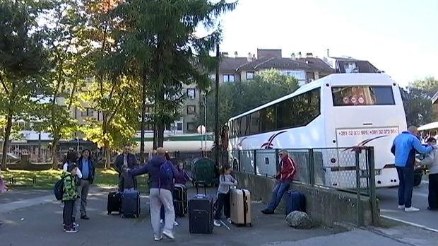 Na koji način se manipuliše papirima o ispravnosti autobusa