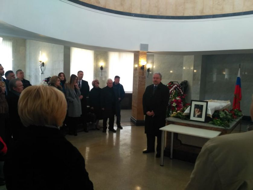 Na kremaciji M. Marković niko nije bio u ime ambasade