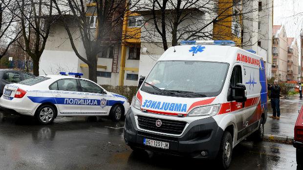 Na pešačkom prelazu u Beogradu oborena dva deteta