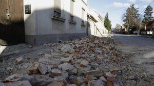 Na području Petrinje, Gline i Siska do sada prijavljeno oko 45.000 oštećenih objekata