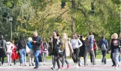 Na području južne i istočne Srbije manje umrlih nego prošle godine