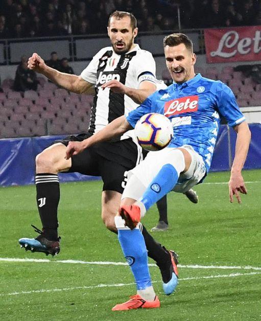 Na pomolu razmena Juventusa i Napolija - Ko prolazi bolje?