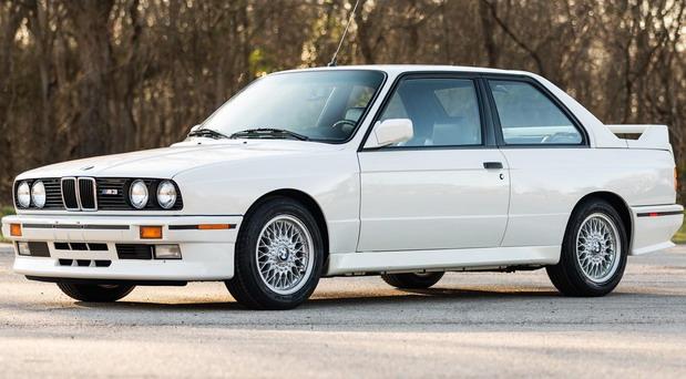 Na prodaju 1991 BMW M3 E30