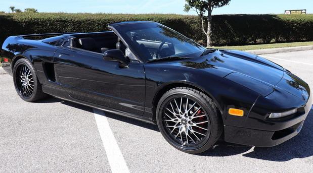Na prodaju 1992 Acura NSX Cabrio