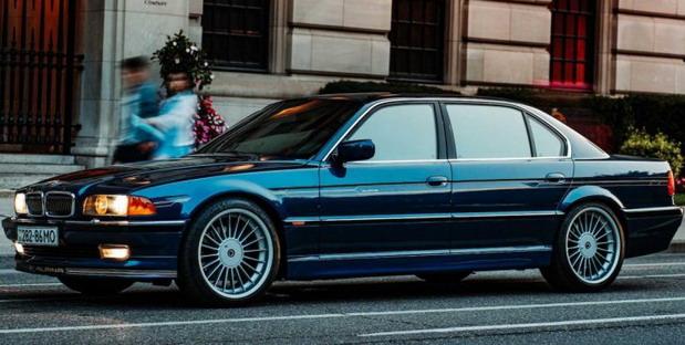 Na prodaju Alpina B12 iz 1998. godine