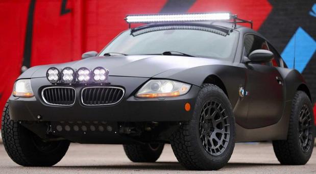 Na prodaju BMW Z4 M Coupe Safari