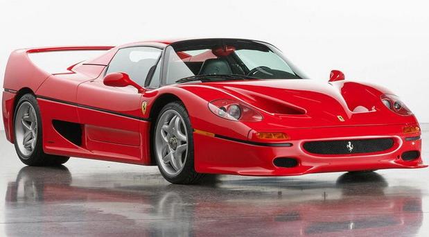 Na prodaju Ferrari F50