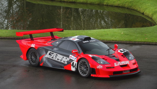 Na prodaju McLaren F1 GTR Longtail