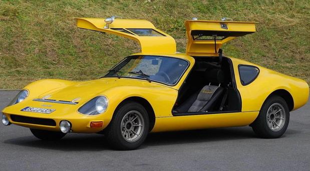Na prodaju Melkus RS 1000 s dvotaktnim V6 motorom poznat kao 'Ferrari Istočne Nemačke'
