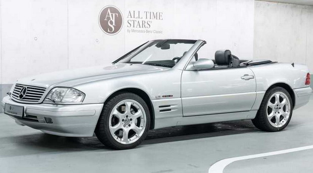 Na prodaju Mercedes SL Mille Miglia i SLS AMG GT Final Edition