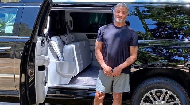 Na prodaju Stalloneov superluksuzni Cadillac