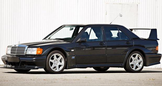 Na prodaju još jedan Mercedes 190E 2.5-16 Evolution II