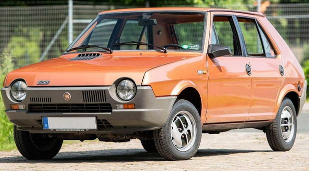 Na prodaju očuvani Fiat Ritmo 60 CL iz 1978. godine