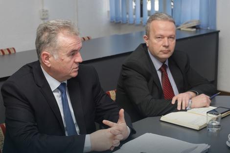Na raportu kod načelnika opštine: Direktori srbačkih javnih preduzeća moraju da poboljšaju poslovanje