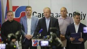 Na sednici Predsedništva SZS ocenjeno da je ponavljanje lažnih izbora u sredu nastavak urušavanja demokratije