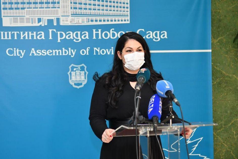 Na sednici Skupštine Grada Novog Sada 41 tačka