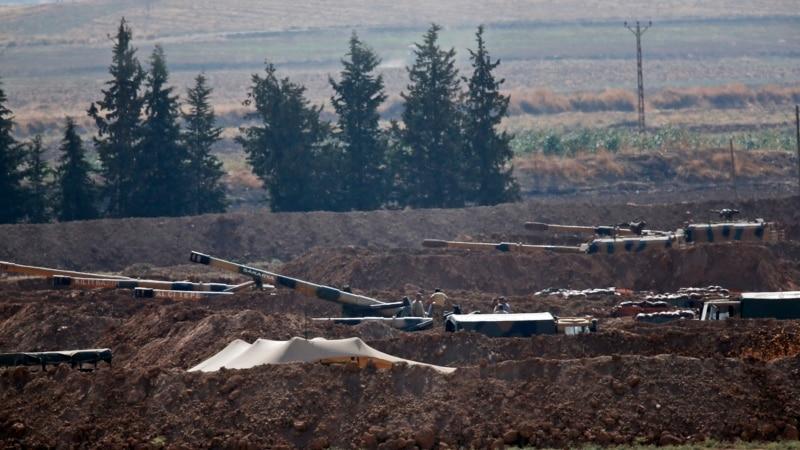 Na severu Sirije poginula dva turska vojnika