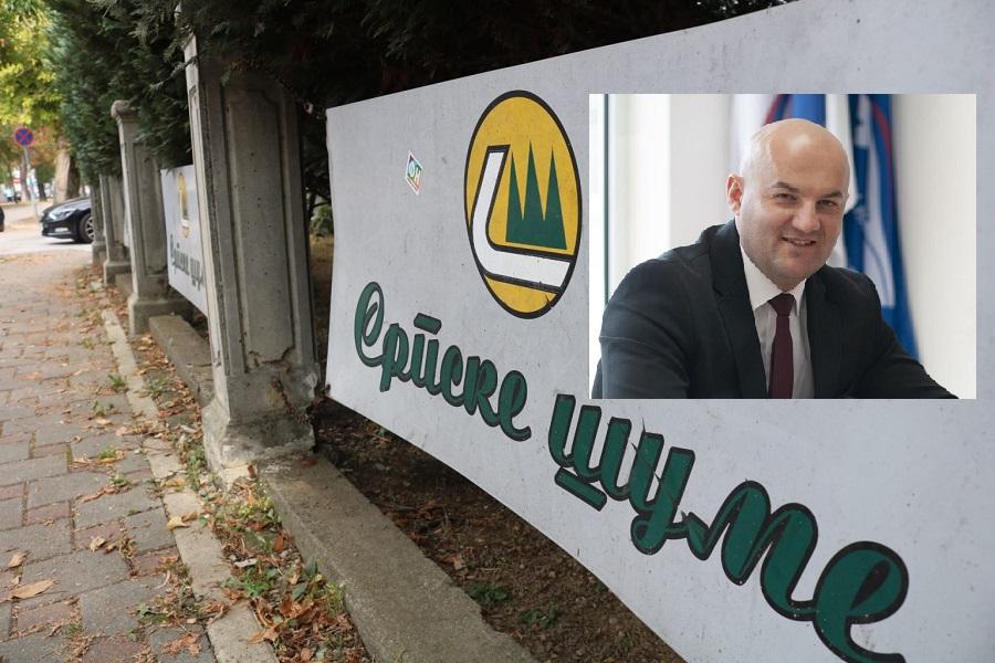 """Na smjeni DNS-ovog direktora u """"Šumama RS"""" profitirali Čubrilović i Banjac"""