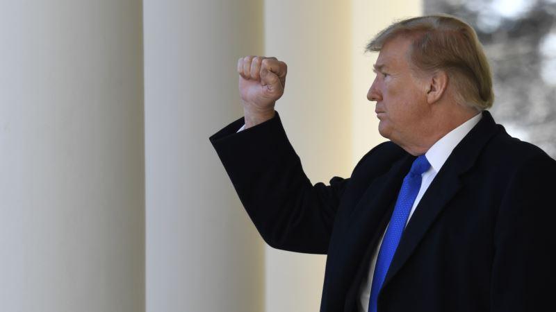 Na sudu, Trampovo vanredno stanje suočava se sa neizvesnom sudbinom