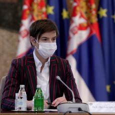 To će pomoći u daljem građenju odnosa sa SAD Brnabić podsetila da se Bajden lično poznaje sa Vučićem