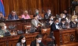 Nacionalni konvent: Formirati radnu grupu za izradu akta o promeni Ustava