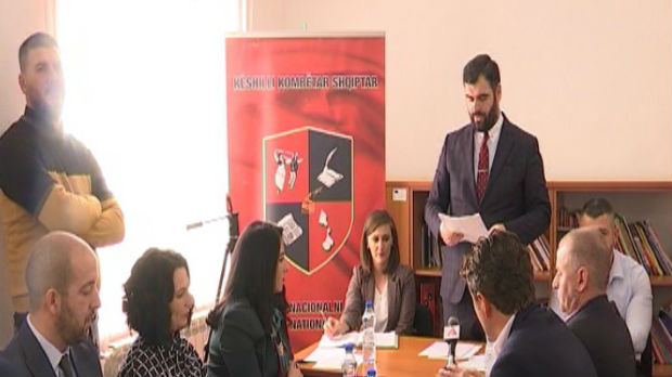 Nacionalni savet Albanaca u Bujanovcu