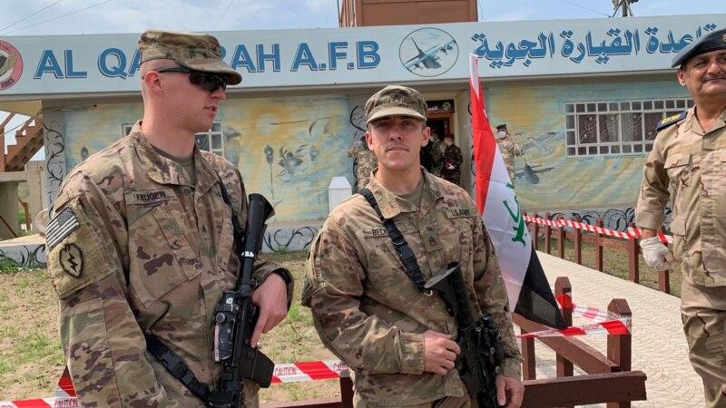 Nada u povlačenje američkih snaga iz Iraka, za sada bez datuma