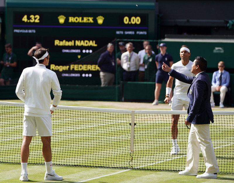 Nadal i Federer na Santjago Bernabeu pred 80.000 ljudi?
