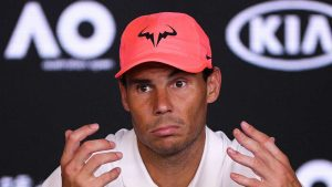 Nadal igra na turniru u Madridu, neizvestan za Ju Es open