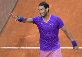 Nadal se uznemirio u finalu sa Novakom: Opasno i brutalno VIDEO