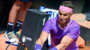 Nadal spasio dve meč lopte i plasirao se u četvrtfinale Rima