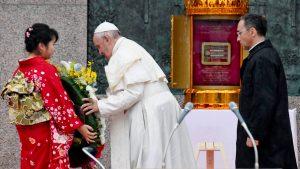 Nagasaki: Papa pozvao na napuštanje nuklearnog oružja i odvraćanja