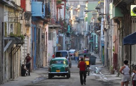 Nagli pad broja turista na Kubi nakon američkih sankcija