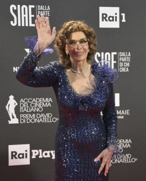 Nagrada 86-godišnjoj Sofiji Loren