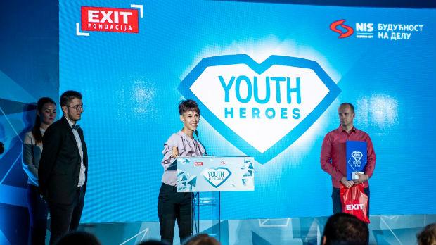 """Nagrade za """"Mlade heroje"""""""