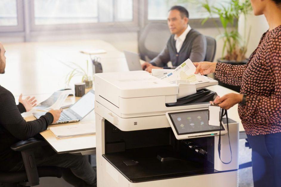 Najam štampača i multifunkcionalnih uređaja