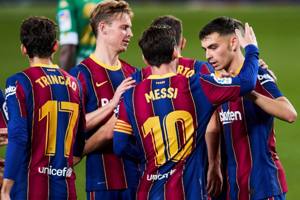 Najava boljih dana za Barselonu, fudbaleri shvatili da na Kamp Nou ne može drugačije