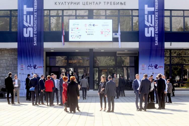 Najava za Drugi samit Energetike Trebinje