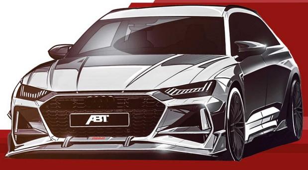 Najavljen 2020 ABT RS6-R