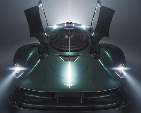 Najavljen Aston Martin Valkyrie Roadster