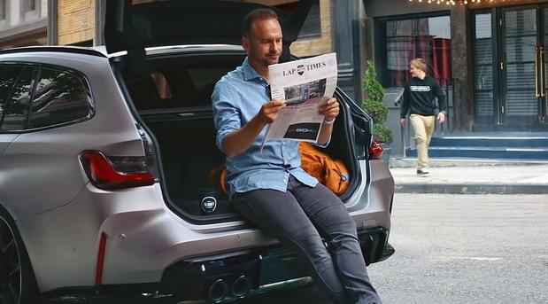 Najavljen BMW M3 Touring