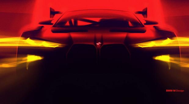 Najavljen BMW M4 GT3