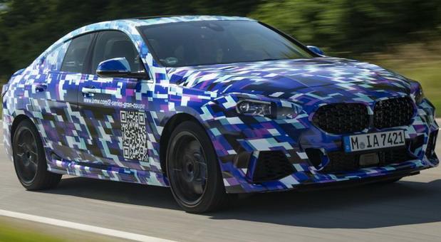Najavljen BMW Serije 2 Gran Coupe
