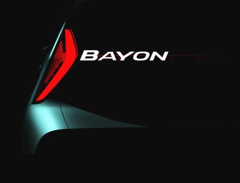 Najavljen Hyundai Bayon