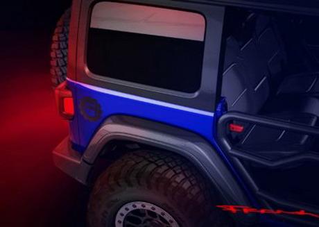 Najavljen Jeep Wrangler Mopar