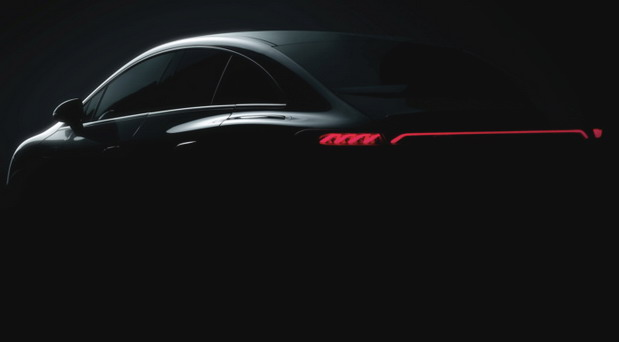 Najavljen Mercedes EQE