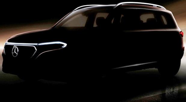 Najavljen električni Mercedes EQB