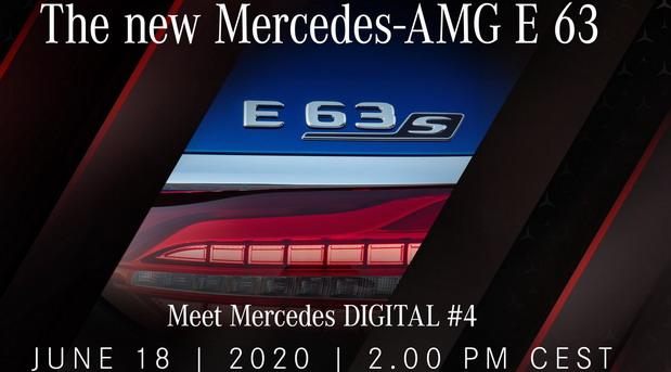 Najavljen i obnovljeni Mercedes-AMG E63