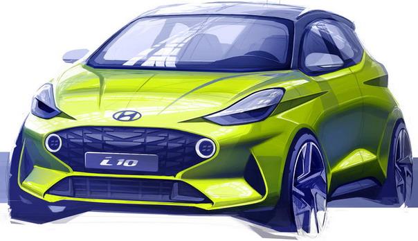 Najavljen novi Hyundai i10