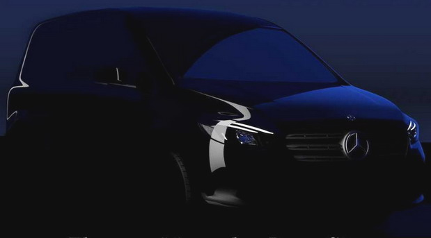 Najavljen novi Mercedes Citan